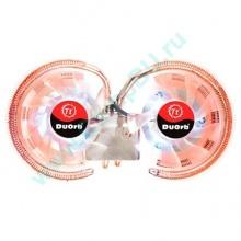Кулер для видеокарты Thermaltake DuOrb CL-G0102 с тепловыми трубками (медный) - Краснодар