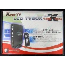 Внешний TV tuner KWorld V-Stream Xpert TV LCD TV BOX VS-TV1531R (Краснодар)