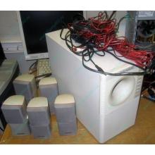 Компьютерная акустика Microlab 5.1 X4 (210 ватт) в Краснодаре, акустическая система для компьютера Microlab 5.1 X4 (Краснодар)