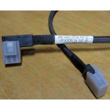 Угловой кабель Mini SAS to Mini SAS HP 668242-001 (Краснодар)