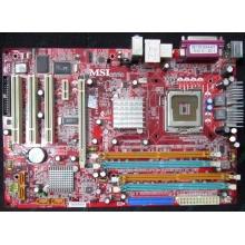 Материнская плата MSI MS-7140 915P Combo2 VER:2 s.775 (без задней планки) - Краснодар