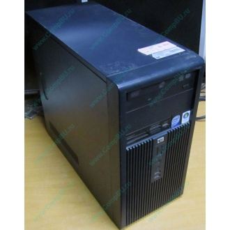 Компьютер Б/У HP Compaq dx7400 MT (Intel Core 2 Quad Q6600 (4x2.4GHz) /4Gb /250Gb /ATX 300W) - Краснодар