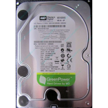 Б/У жёсткий диск 1Tb Western Digital WD10EVVS Green (WD AV-GP 1000 GB) 5400 rpm SATA (Краснодар)