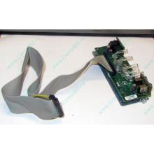 Панель передних разъемов (audio в Краснодаре, USB) и светодиодов для Dell Optiplex 745/755 Tower (Краснодар)