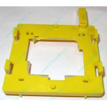 Жёлтый держатель-фиксатор HP 279681-001 для крепления CPU socket 604 к радиатору (Краснодар)