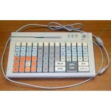 POS-клавиатура HENG YU S78A PS/2 белая (Краснодар)
