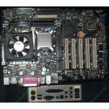Материнская плата Intel D845PEBT2 (FireWire) с процессором Intel Pentium-4 2.4GHz s.478 и памятью 512Mb DDR1 Б/У (Краснодар)
