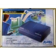 Внешний ADSL модем ZyXEL Prestige 630 EE (USB) - Краснодар